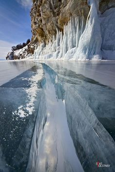 lago Baikal in Russia Lago Baikal, Beautiful Places In The World, Places Around The World, Around The Worlds, Amazing Places, Amazing Things, Wonderful Places, Lake Baikal Russia, Places To Travel