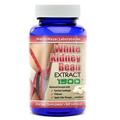 White Kidney Bean Extract -- Review more details here : Weight Management