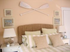 Love seaside style? Visit HGTV.com to check out 31 examples of coastal-chic design.