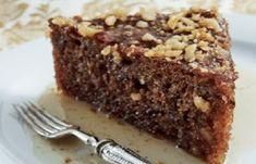 Ότι πρέπει για την νηστεία! Υλικά: Για την καρυδόπιτα:  1 φλιτζάνι του τσαγιού ελαιόλαδο  1 1/2 φλιτζάνι του τσαγιού ζάχαρη ...