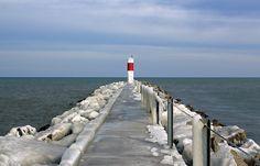 Irondequoit Bay Lighthouse, Irondequoit, New York