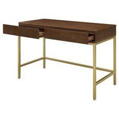 Loring writing desk project 62 writing desk desks and target seymore writing desk walnut threshold target gumiabroncs Gallery