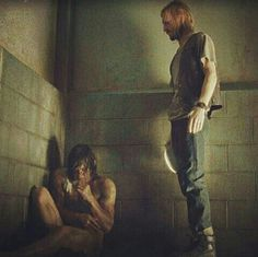The Walking Dead, season 7, episode 3 'The Cell'