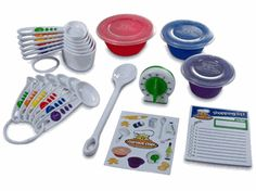 17 Piece cooking set --$19.99