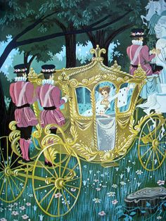 Treasured Tales of Childhood, All-Time Favorites, Cinderella, illustrated by Catherine Barnes