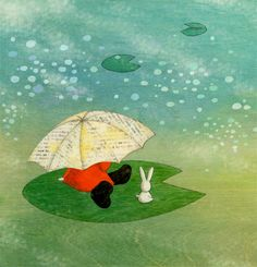 Naoko Stoop After the Rain
