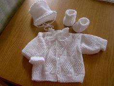 Hotová čapička aj s celou súpravou Onesies, Gloves, Knitting, Kids, Tejidos, Young Children, Boys, Tricot, Breien