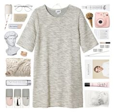 """⎨ trippin' skies, sippin' waterfalls⎬"" by solastamel ❤ liked on Polyvore featuring NARS Cosmetics, Kinfolk, Forever New, Calypso Home, Lancôme, Eichholtz, Cole Haan, Meraki, Red Camel and Dress My Cupcake"