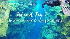 Island Roadtrip Tag 7 - Silfra Spalte   #island #roadtrip #silfra #tauchen Island, Videos, Road Trip, Tags, Youtube, Europe, Diving, America, Viajes