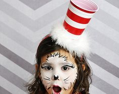 Image result for cat in the hat costume diy