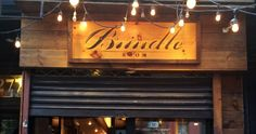 Brindle Room in New York ~ High End Duck Confit Poutine, Salted Caramel Donuts, Porcini Bread Pudding & Steak House Burgers