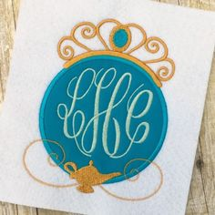 bd6c8e2ce 56 Best Applique and monogram images