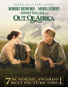 Out of Africa: Meryl Streep, Robert Redford, Klaus Maria Brandauer, Michael Kitchen: Amazon Instant Video