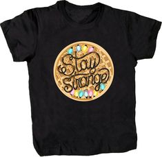 Stay Strange is a Stranger Things inspired design. Black crew neck T-shirt. 100% cotton. Made in Spain, printed in Galicia. MEASURES AND SIZES For...