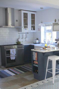 Story of a kitchen renovation,