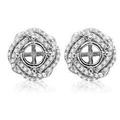 solitaire earring designs - Google Search