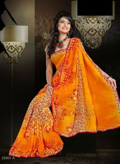 this is beautiful!!! Perfect for a sangeet or a shadi^^