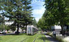 le tram de tours