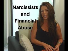 Narcissists and Financial Abuse - YouTube