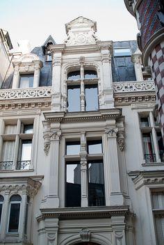 Conservatoire international de musique, 8 rue Alfred-de-Vigny  Paris