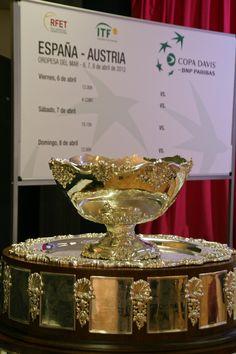 Copa Davis. Cuartos de Final 2012. España vs. Austria #Ensaladera