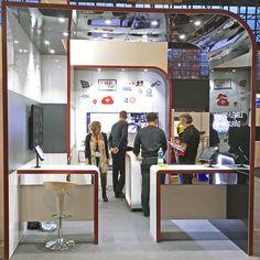 Exhibition Stand Builders Kent : Best möbius exhibition stands images exhibition display