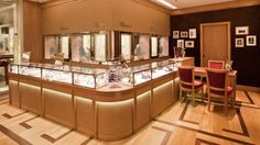 A new look for Chopard Boutique at Harrods