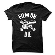 FILM OR DIE T-SHIRTS, HOODIES (19$ ==► Shopping Now) #film #or #die #shirts #tshirt #hoodie #sweatshirt #giftidea