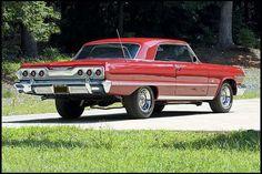 1963 SS 409 Impala