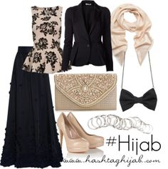 Hashtag Hijab Outfit #91
