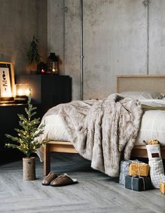 Natural Bed Company offer a range of solid wood beds and bedroom furniture, mattresses, bedding and home accessories. Quality beds, handmade in Sheffield. Bedroom Furniture, Bedroom Decor, Bed Company, Rustic Luxe, Christmas Bedroom, Wood Beds, Home Accessories, Mattress, Solid Wood