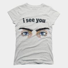 Ringer Tee, See You, Tank Man, Long Sleeve Tees, Shop My, T Shirts For Women, Woman, Prints, Mens Tops