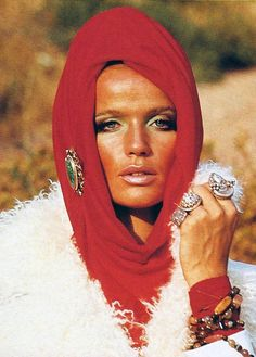 Happy Birthday, Veruschka!