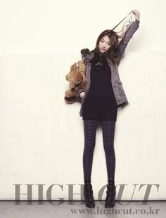 f(x) Sulli - High Cut
