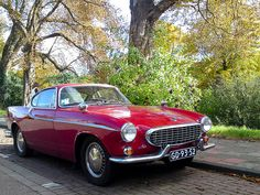 my dream car Volvo 1800 ... always loved this car