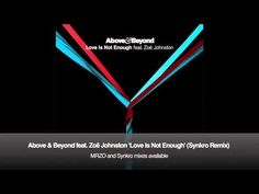 "[Garage] ""Love Is Not Enough"" - Above & Beyond (Synkro Remix)"