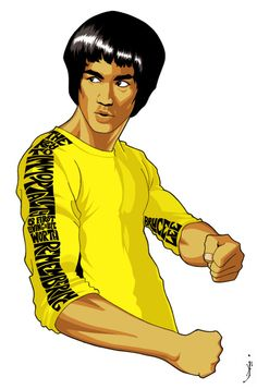 Kenneth J. Franklin  (Bruce Lee- Quote)