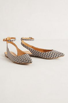Melilla Flats #anthropologie