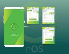 nOS Wallet - Concept Design Jobs Apps, Logo Concept, Online Portfolio, Working On Myself, New Work, Behance, Wallet, Check, Illustration