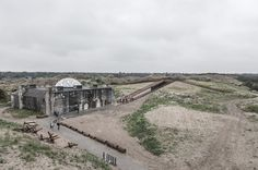 Tirpitz | Architect Magazine | Bjarke Ingels Group (BIG), Blåvand, Denmark, Cultural, Renovation/Remodel, Preservation/Restoration, Addition/Expansion, Adaptive Reuse, Architecture, Cultural Projects