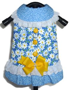 Dog Clothes Sewing Pattern 1708 Little Missy Dog by SofiandFriends