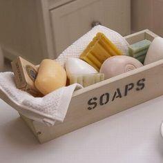 Soaps Personalised Crate - http://www.rusticangels.co.uk/acatalog/soap-personalised-crate.html