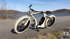 Custom E-Bike Manufaktur.Das Enorm Ebike ist ein Elektrofahrrad mit klassischem Aussehen und ein handgefertigtes Einzelstück der besonderen Art. Design gepaart mit modernster Technik für die urbane Fortbewegung.