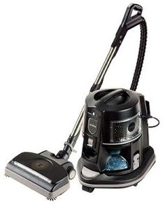 ~*Rainbow Black Series Vacuum Cleaner Water Filter Without Bags NEW
