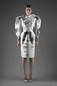 Vika Gazinskaya Spring 2013 Ready-to-Wear Fashion Show