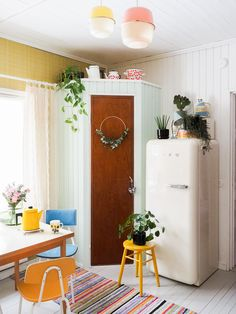 ruokakomero Home Interior, Interior Decorating, Interior Design, Home Remodeling, Sweet Home, Dining Room, Cottage, House, Pantry
