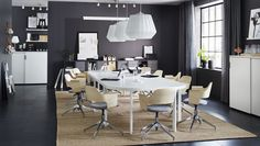 Verimli bir toplantı için aradığınız akıllı çözümler IKEA KURUMSAL'da. | IKEA Türkiye