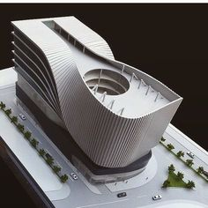 Modern Architecture Ideas 113 is part of Hotel architecture Design Skyscrapers - Modern Architecture Ideas 113 Architecture Antique, Parametric Architecture, Modern Architecture Design, Facade Design, Futuristic Architecture, Facade Architecture, Concept Architecture, Amazing Architecture, Conceptual Model Architecture