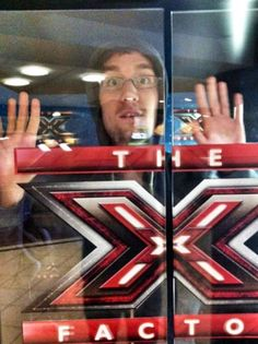 Dan! You absolutely have the x factor! :3