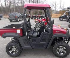 2012 Cfmoto UTV 500 Work/Utility ATV for sale in Ebensburg, PA, USA for $ 6999 by Ebensburg Yamaha Inc. at UsaAtvsOnline.Com